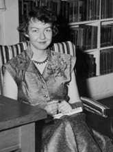 Flannery O'Connor photo